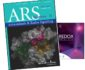 The two journal covers, the first featuring a cover image from the article by CHIRI researchers.
